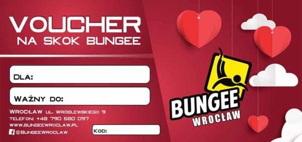 Walentynkowy voucher na skok bungee